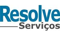 Logo Resolve Serviços - Limpeza E Conservação em Campinas