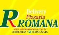Logo Pizzaria Romana Delivery em Paranoá