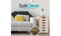 Logo Soft Clean - Limpeza a Seco