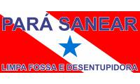 Logo de Limpa Fossa Pará Sanear em Agulha (Icoaraci)
