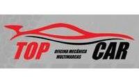 Logo de Top Car em Candelária