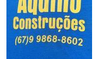 Logo Construtora Aquino em Jardim Colúmbia