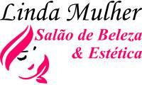 Logo de Linda Mulher Salão de Beleza E Estética em Raiar do Sol