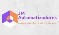 Logo de JM Automatizadores-Portão Eletrônico em Rio Branco