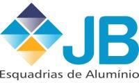 Logo J B Esquadrias de Alumínio em Copacabana
