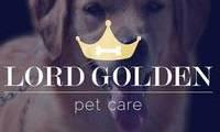 Logo de Lord Golden pet care em Petrópolis