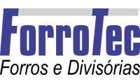 Logo Forrotec Forros E Divisórias em Ribeirão Fresco