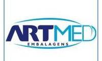 Logo Artmed Artigos Medição Indústria E Comércio em Penha Circular