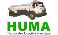 Logo Huma Transportes E Serviços de Àgua Potável