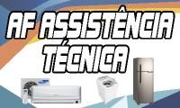 Logo de AF Assistência Técnica Especializada - Conserto de Refrigeradores em Botafogo