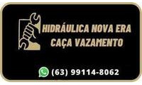 Logo de Hidráulica Nova Era Caça Vazamento em Setor Santa Fé 2 (Taquaralto)