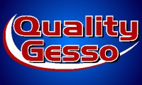 Logo de Quality Gesso em Mangueirão