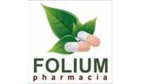 Logo de Folium Pharmacia em Portuguesa