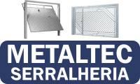 Logo Serralheria Metaltec em Guará II