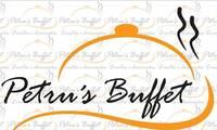 Logo de Petrus Buffet em Bequimão