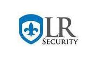 Logo de LR Security em Bonfim