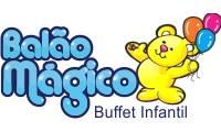 Logo de Balão Mágico Buffet Infantil em Pituba