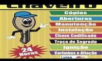Logo CHAVEIRO 24 HORAS S.O.S