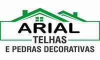 Logo de Arial Telhas e pedras Decorartivas