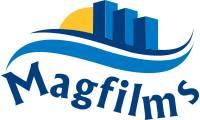 Logo de Magfilms em Guamá