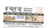 Fotos de Rodrigues & Ribeiro Reparos E Fabricações Portões, em Engenho Novo