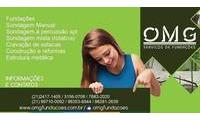 Logo de Omg Fundações em Guaratiba