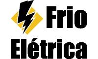 Logo de Frio Elétrica - Conserto e Peças para Geladeiras em Jorge Teixeira