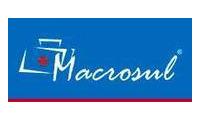 Logo de Macrosul em Tingui