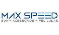 Logo Max Speed Som e Acessórios Automotivos em Vila Isa