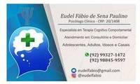 Logo de Eudel Fabio - Psicólogo especialista em Terapia Cognitivo Comportamental em Nossa Senhora das Graças