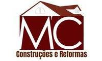Logo de MC Construções e Reformas