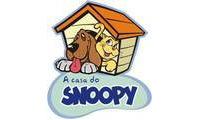 Logo A Casa do Snoopy em Auxiliadora