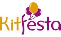Logo de Kitfesta DF - Sua Festa do Jeito mais Prático!