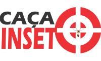 Logo de Caça Inseto Dedetizadora
