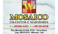 Logo de W Mosaico Granitos e Marmores