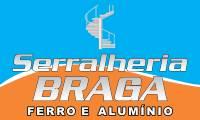 Logo Serralheria Braga em Fonseca