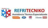 Logo de REFRITECNIKO - Assistência Técnica em Geladeira