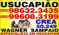 Logo WAGNER SAMPAIO - ESPECIALISTA EM USUCAPIÃO em Damas