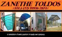 Logo Zanethe Toldos E Serralheria em Centro