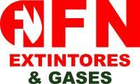 Logo de FN  Extintores e Gases
