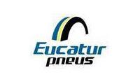 Logo de Eucatur Pneus em Cidade Nova