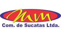 Logo M M Comércio de Sucatas