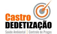 Logo Castro Dedetizações