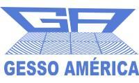 Logo Gesso América em Jardim Luz