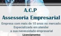 Logo de ACP Assessoria e Consultoria em Comércio