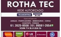 Logo Rotha Tec em Asa Norte