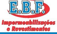 Logo de E. B. F. Impermeabilização E Revestimentos