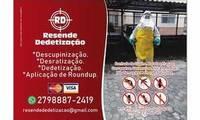 Logo de Dedetização Resende em Jucutuquara