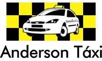 Logo de Anderson Táxi