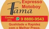 Logo de Expresso Fama Motoboy  em Venda Nova